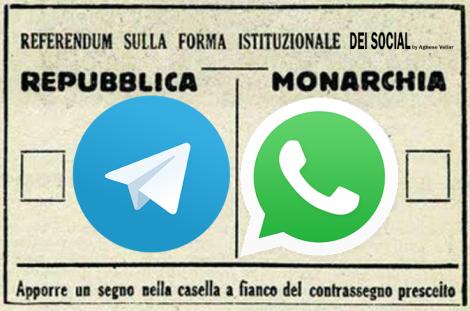 La terza era dei social media: WhatsApp, Telegram e Snapchat